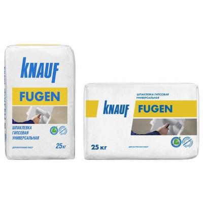Шпатлевка гипсовая Фуген Кнауф 25 кг