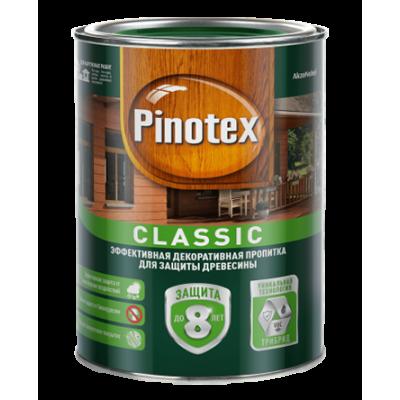 Пропитка для дерево Pinotex Classic 1л
