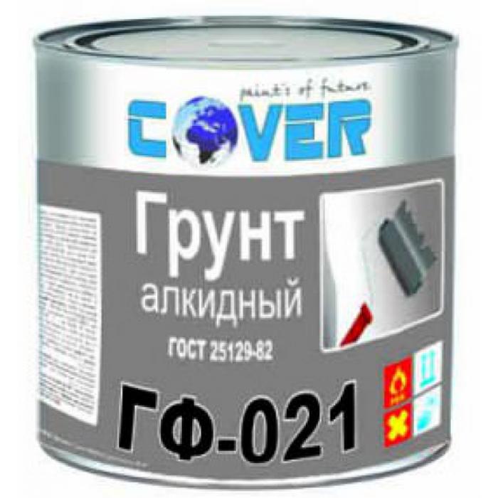 Грунт по металлу ГФ-021 1л