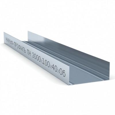 Профиль направляющий премиум 100х40 L=3м