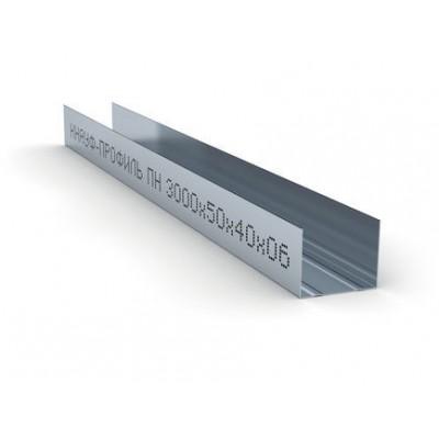 Профиль направляющий премиум 50х40 L=3м