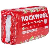 Роквул Лайт Баттс скандик 800*600*50мм, 12плит, 5.76м2