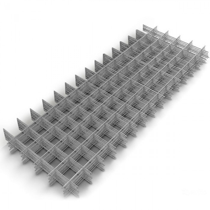 Сетка сварная 50*50*3мм в картах 0,5*2м