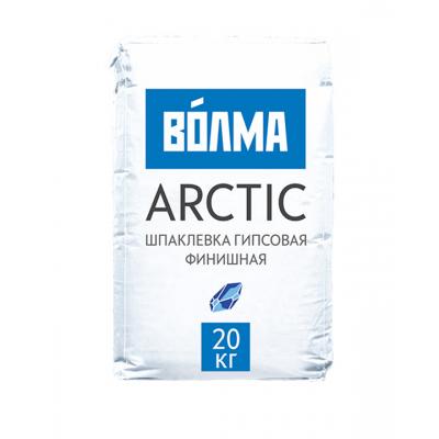Гипсовая шпатлевка ВОЛМА-Arctic 20кг