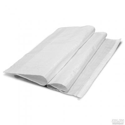 Мешки для мусора (белые)