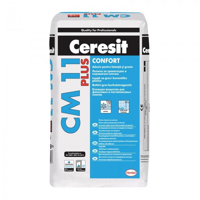 Плиточный клей Ceresit СМ 11 Plus 25кг