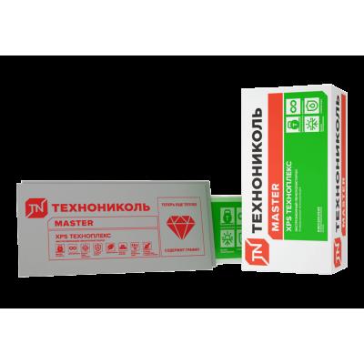 Пенополистирол XPS Техноплекс Технониколь 1180х580х30мм, 13плит, 8,9м2