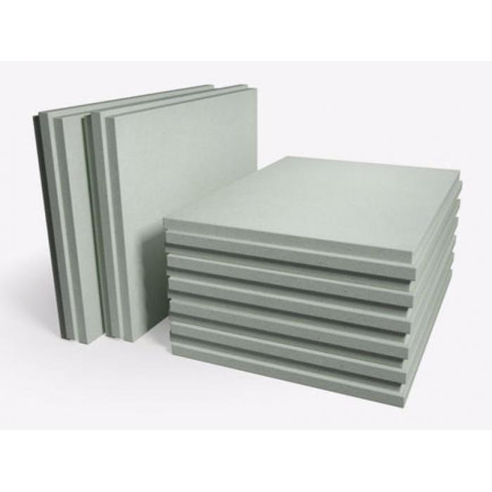 ПГП плита гипсовая Knauf 667х500х100мм полнотелая стандарт