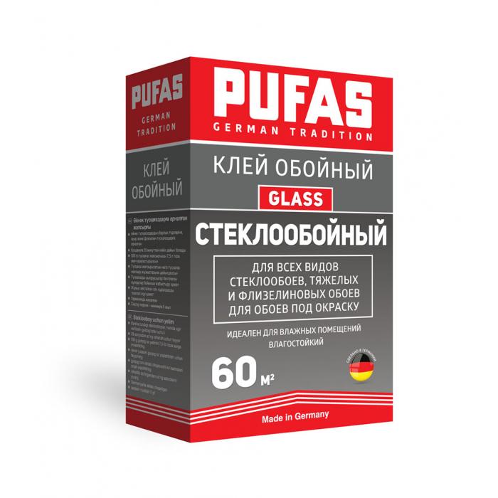 Обойный клей Pufas Стеклообойный 500гр
