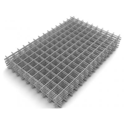 Сетка сварная 100*100*4мм в картах 1,5*2м