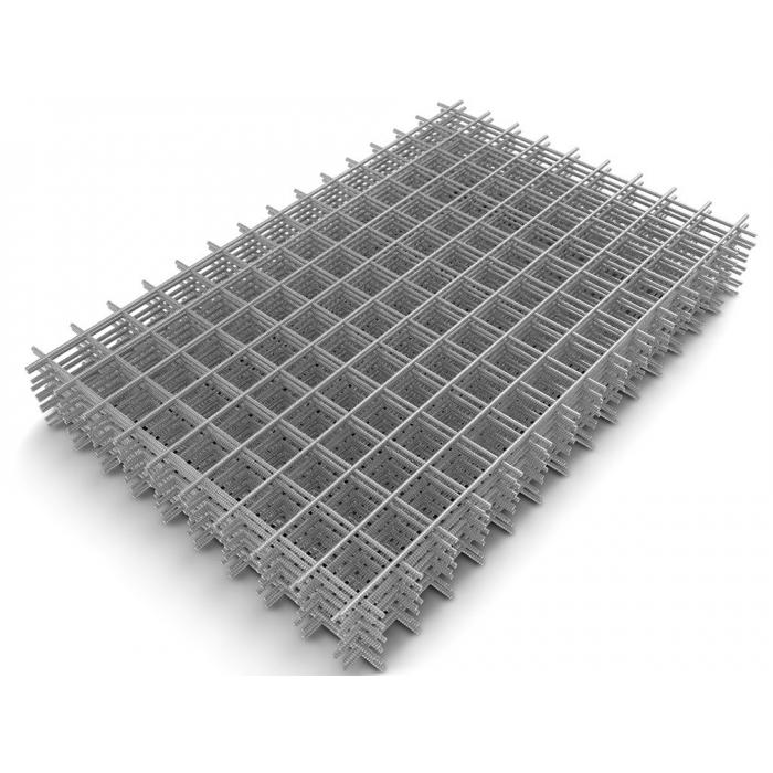 Сетка сварная 100*100*3мм в картах 1,5*2м