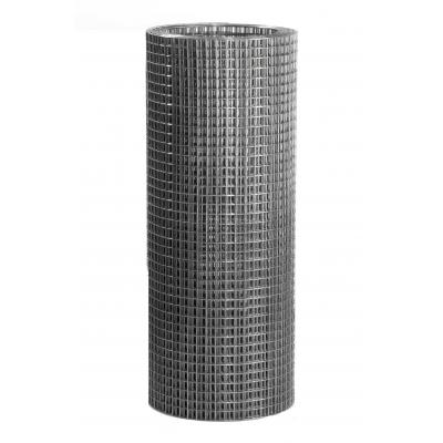 Сетка сварная в рулонах 1х40м яч.25х25мм толщ.1,6мм черная