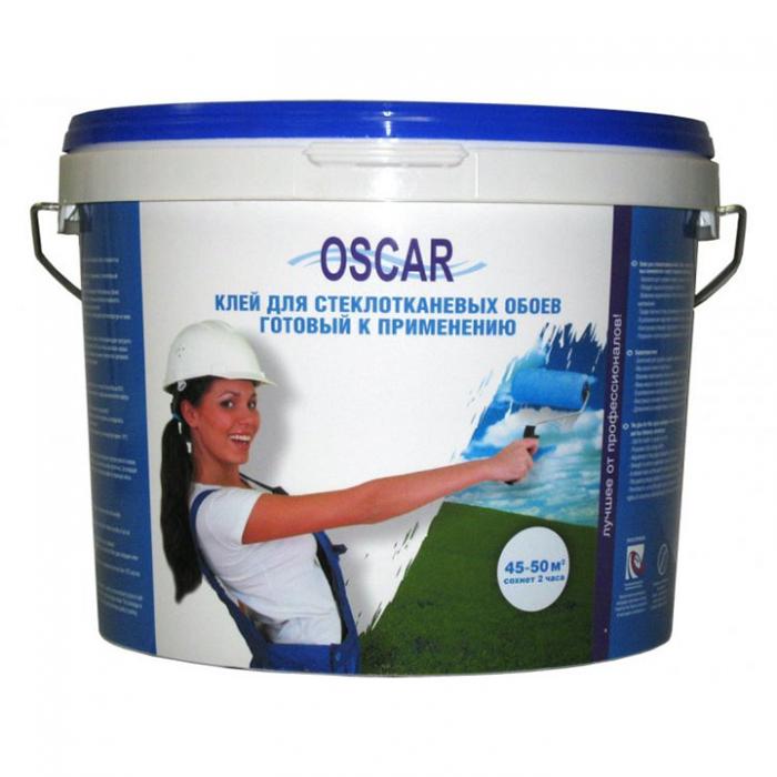 Клей для стеклообоев Oscar 10кг